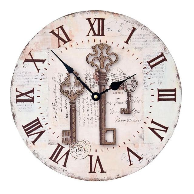 Emejing orologi da cucina a parete photos ideas design - Orologi da parete shabby chic ...