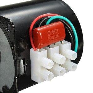 Image 5 - 60 KTYZ 220 V 14 W แม่เหล็กถาวรไฟฟ้าซิงโครนัสมอเตอร์เกียร์ 50Hz 15r/min ขายร้อน