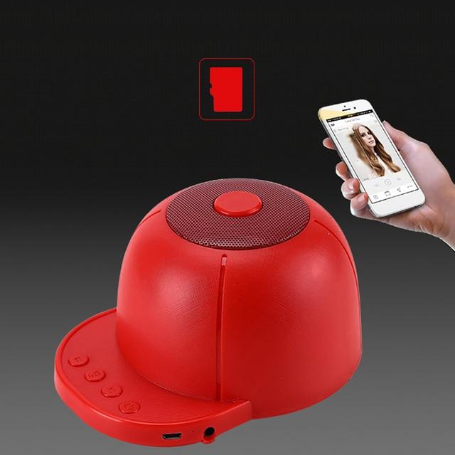 Altavoz Bluetooth portátil con micrófono música estéreo Subwoofer manos libres al aire libre altavoz inalámbrico para iPhone Samsung Xiaomi