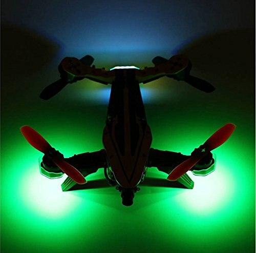 Happymodel V-tail 210 FPV Drone ARF PNF Kit (NO TX RX) 1080P HD DVR/ SP Racing F3 FC/ 5.8G 40CH 200mW VTX / OSD/ GPS/ LED