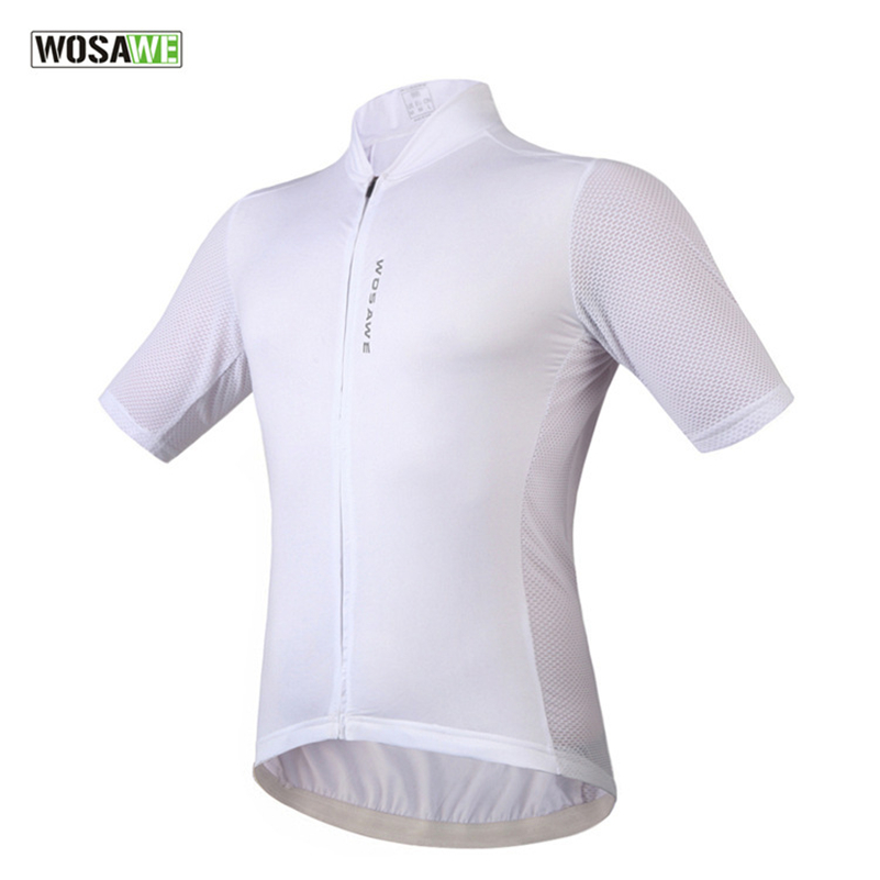 WOSAWE Short-Shirts Cycling-Jerseys Bike Bicycle-Sportwear Ciclismo-Clothing Mountain