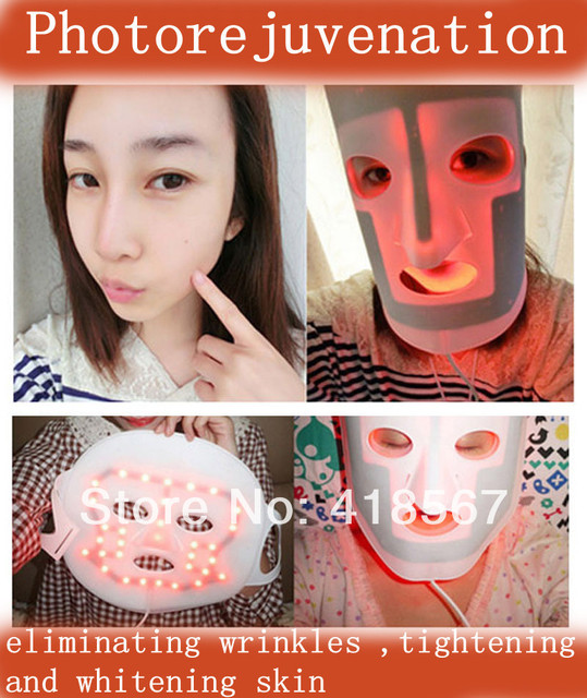 Awesome Hot In Japan LED Red Light Facial Mask,Generation 2 Red Light LED Treatment  U0026