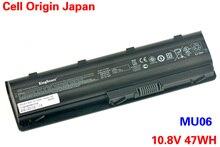 Kingsener японский сотовый MU06 ноутбука Батарея для HP Pavilion G4 G6 G7 CQ42 CQ32 G42 CQ43 G32 DV6 DM4 G72 593562-001 10.8 В 47WH