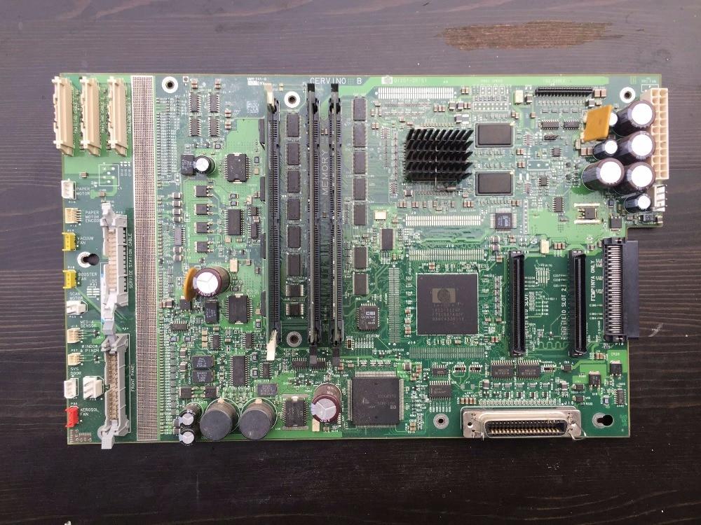Q1251-20151 logic main board for hp 5500 printer MAINBOARD