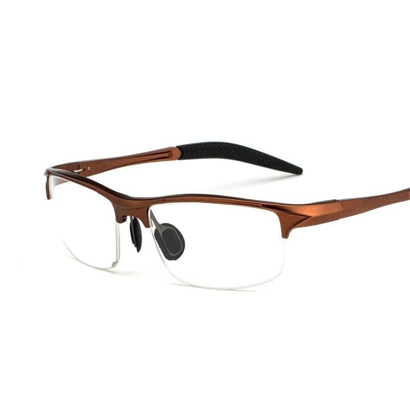 Augstas kvalitātes alumīnija magnija rāmja brilles vīriešiem - Apģērba piederumi - Foto 4