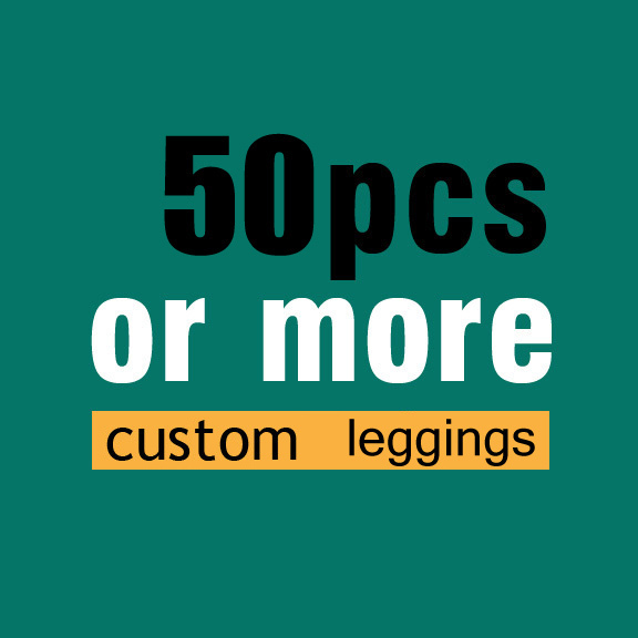 woman leggins 50pcs more heavily customized print woman leggings