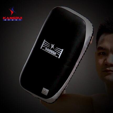 TOP VENTE Coup Formation Tapis de Boxe Sac de Boxe Pied cible Mitt MMA Muay Thai Wushu Karaté Combat De Boxe Sparring Pad