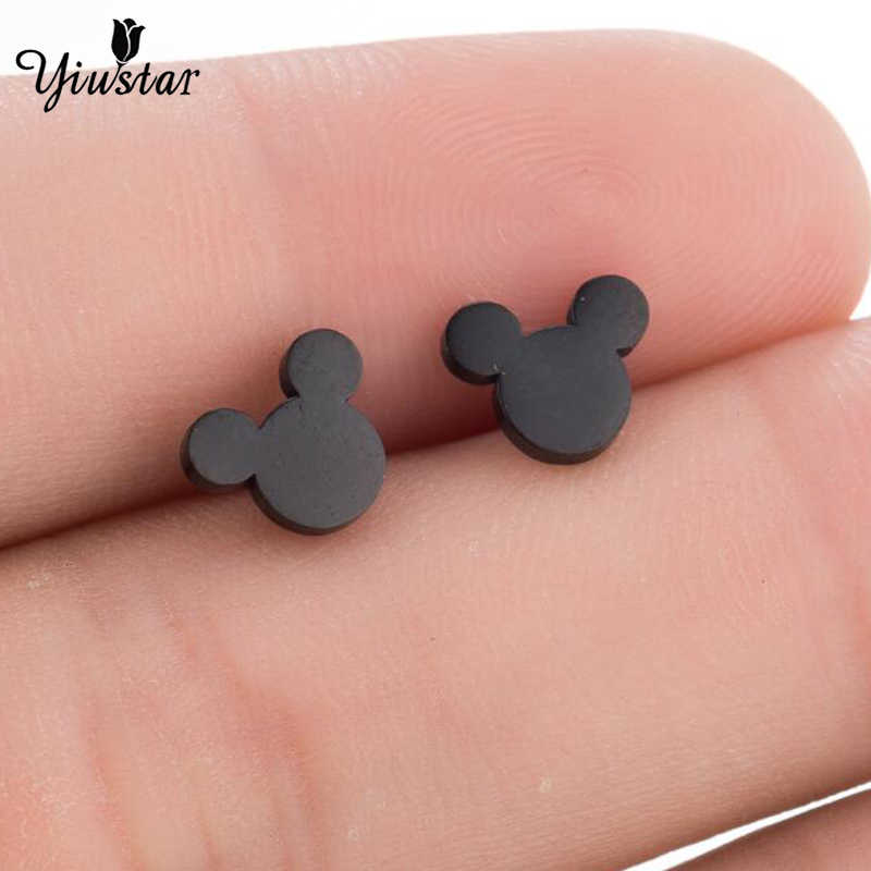 Yiustar Elegante Süße Nette Charming Hallo Kitty Cartoon Ohrringe Exquisite Charme Graceful Tier Studs Für Frauen Mädchen Party