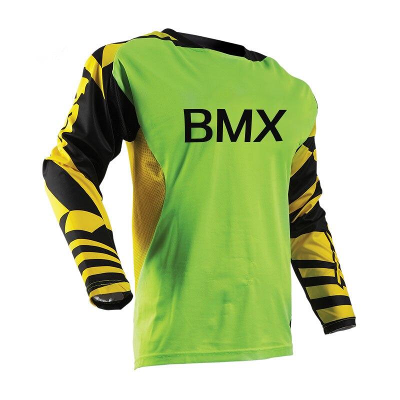 2017 Limit Moto Jersey DH MX BMX Mountain Bike SE Pro moto JerseyMotocross ATV Cross-Country Racing moto Breathable Mens Shirt 4COLOR BIG SZIE XXXXXL