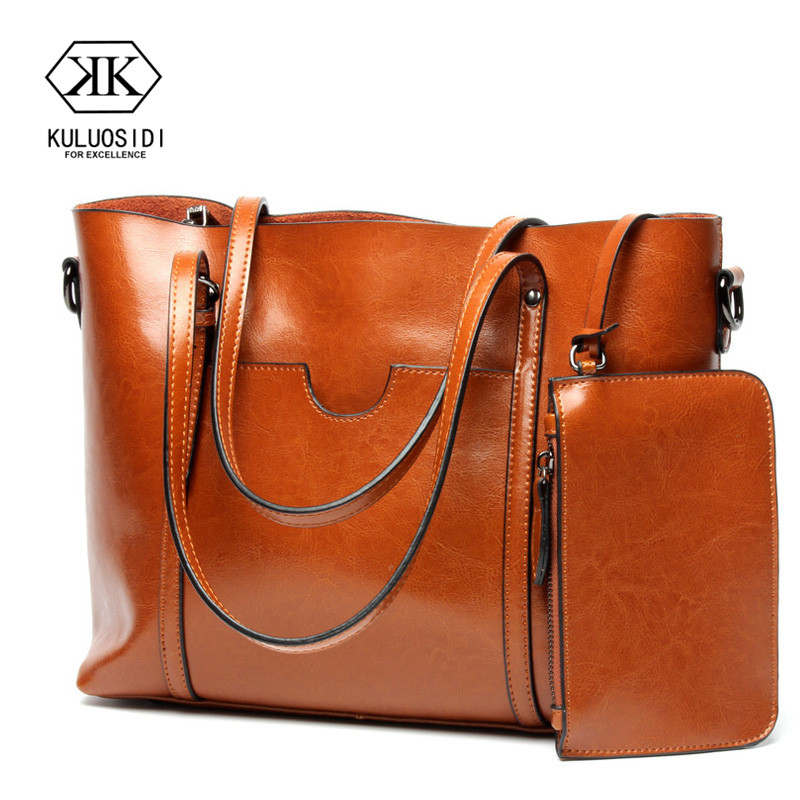 Shoulder Bag Women Genuine Leather Bags for Women Natural Leather Handbag Women Tote Bag Ladies Hand Bags Sac a Main Femme women bags 3pcs sets genuine leather handbag women large tote bags ladies shoulder bag handbag messenger bag purse sac a main