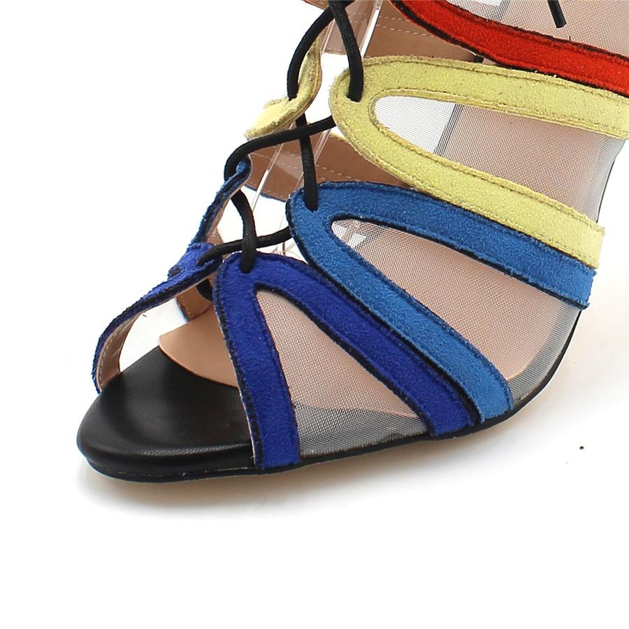 ENMAYLA Fashion Sexy Stiletto Heel Pumps Әйелдер - Әйелдер аяқ-киімі - фото 3