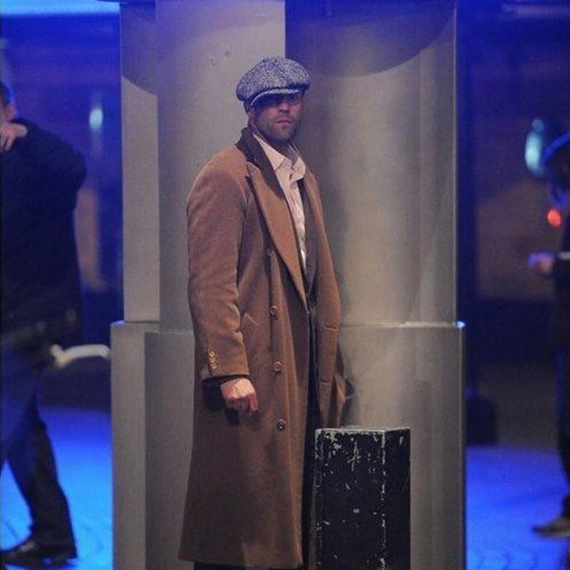 5d2aeb77e1e Unisex Autumn Winter Newsboy Caps Men And Women Warm Tweed Octagonal Hat  For Male Detective Hats Retro Flat Caps chapeau-in Newsboy Caps from  Apparel ...