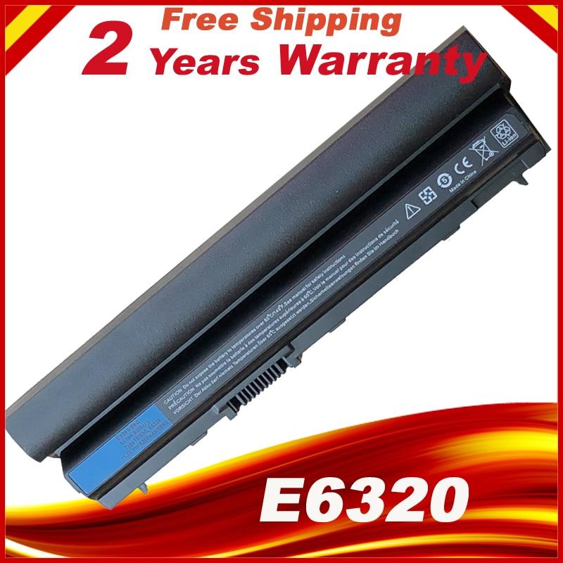 Battery For Dell Latitude E6120 E6220 E6230 E6320 E6320 XFR E6330 E6430S F33MF F7W7V FHHVX FN3PT GYKF8 HGKH0 HJ474 J79X4 цены