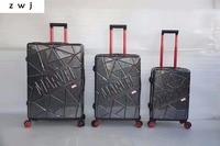 Marvel бренд Чемодан Сумки на колёсиках для мужчин женщин колесных чемоданы тележка путешествия чемодан