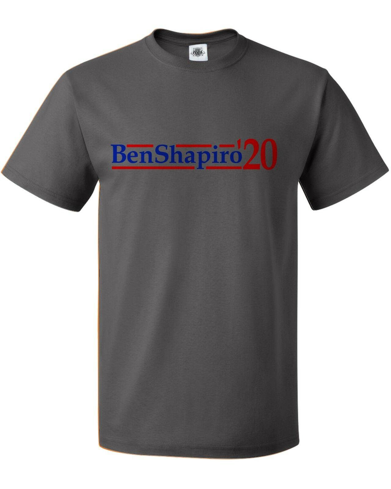 5dc211a889e0 Ben Shapiro para el presidente 2020 hombres y jóvenes camiseta