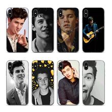 Aiboduo shawn mendes phone cases Newest Super Cute Phone Cases for Apple iPhone 5s 6 6plus 6s 7 8 7plus 8plus XR X XS max
