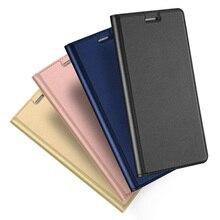 Dux DUCIS для Samsung Galaxy S8 Чехол Флип Бумажник магнитный стенд PU кожа телефон чехлы для Samsung S8 Plus чехол противоударный