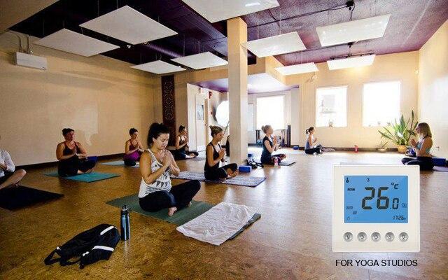 780 watt elektrische flächenheizung heizkörper schlafzimmer yoga ...