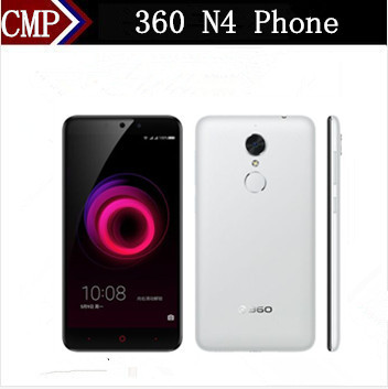 """Original 360 N4 4G LTE Mobile Phone MTK6797 Deca Core Android 6.0 5.5"""" FHD  1920X1080"""