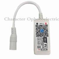 5 PCS Wifi LED RGB Contrôleur DC12V MIni Wifi RGB/RGBW LED Contrôleur pour RGB/RGBW LED Bande