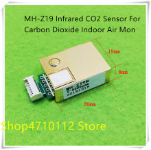 1PCS module MH-Z19 infrared sensor for co2 monitor MH-Z19B MH Z19 MH Z19B