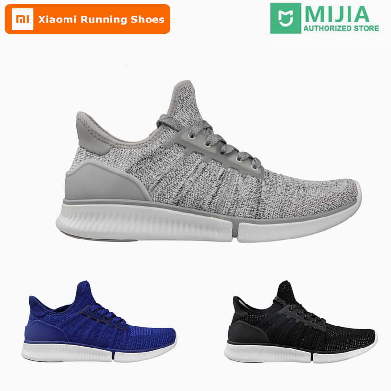 Hot Original Xiaomi Mijia Smart Men Running Shoes Outdoor Sport Mi Male Sneakers Amazfit Air Mesh Zapatillas Hombre Mujer-in Running Shoes from Sports  Entertainment on Aliexpresscom  Alibaba Group