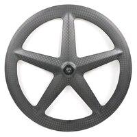 2019 SERAPH aero factory price tubular track spoke 700c bike 5 spoke bike wheels