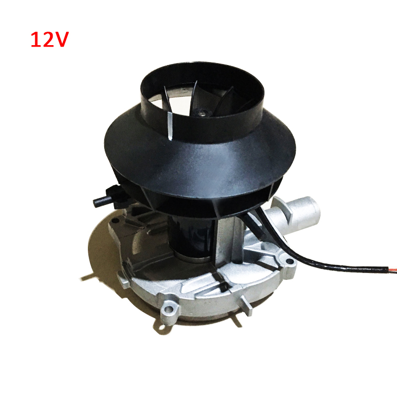Car Truck Blower Motor Combustion Air Fan Small Noise Diesel Parking Heater 12V