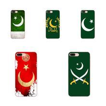Soft Silica For Xiaomi Note 3 4 Mi3 Mi4 Mi4C Mi4i Mi5 Mi 5S 5X 6 6X A1 Max Mix 2 Pakistan Flag