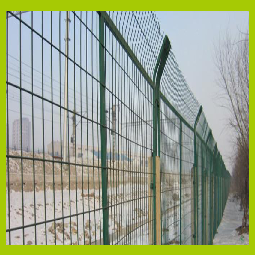 Large Wire Fence Panel With Redrawing Wire Material,100 Sets/Lot ...