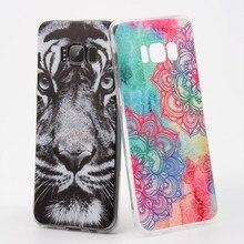 Soft TPU Pattern Phone Case For Samsung Galaxy J3 J5 J7 Prime J1 Mini 2016 For Samsung A3 A5 A7 J5 J7 J3 2017 Back Cover Coque