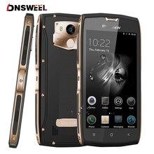 Blackview BV7000 Pro Смартфон 4 Г Водонепроницаемый IP68 5.0 «FHD MT6750T Окта основные Android 6.0 Мобильный Телефон 4 ГБ + 64 ГБ 13MP сотовый телефон