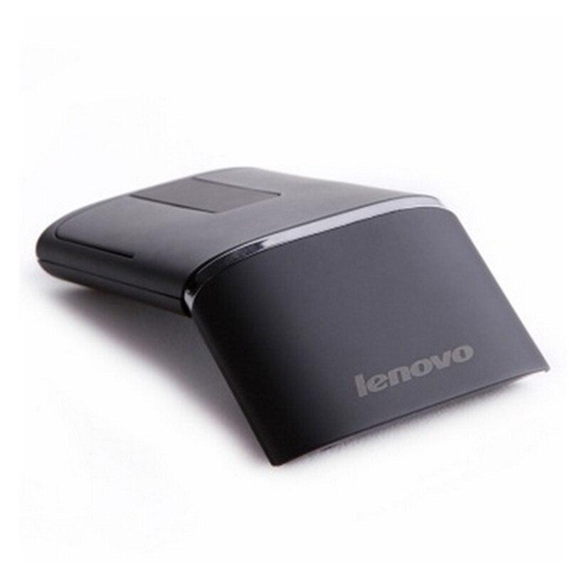 Fashion Original Lenovo N700 Wireless & Bluetooth Mice and Laser Pointer for Thinkpad Black Free Shipping
