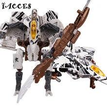 3 Игрушки Модель Деформации Робот Автомобиль 3C Пластиковые Фигурки Brinquedos Juguetes Классические Деформации Рождественский подарок мальчик Игрушки