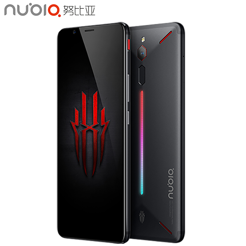 ZTE Nubia Red Magic Game Mobile Phone 6.0 inch 6GB RAM 64GB ROM Snapdragon <font><b>835</b></font> Octa Core Android 8.1 Camera 24.0MP <font><b>Smartphone</b></font>