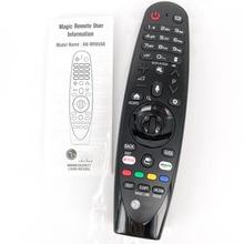 AN MR650A originales para LG TV, UJ639V, 65UJ620Y, mando a distancia mágico con Voice Mate Select 2017, Smart TV, serie UJ63,