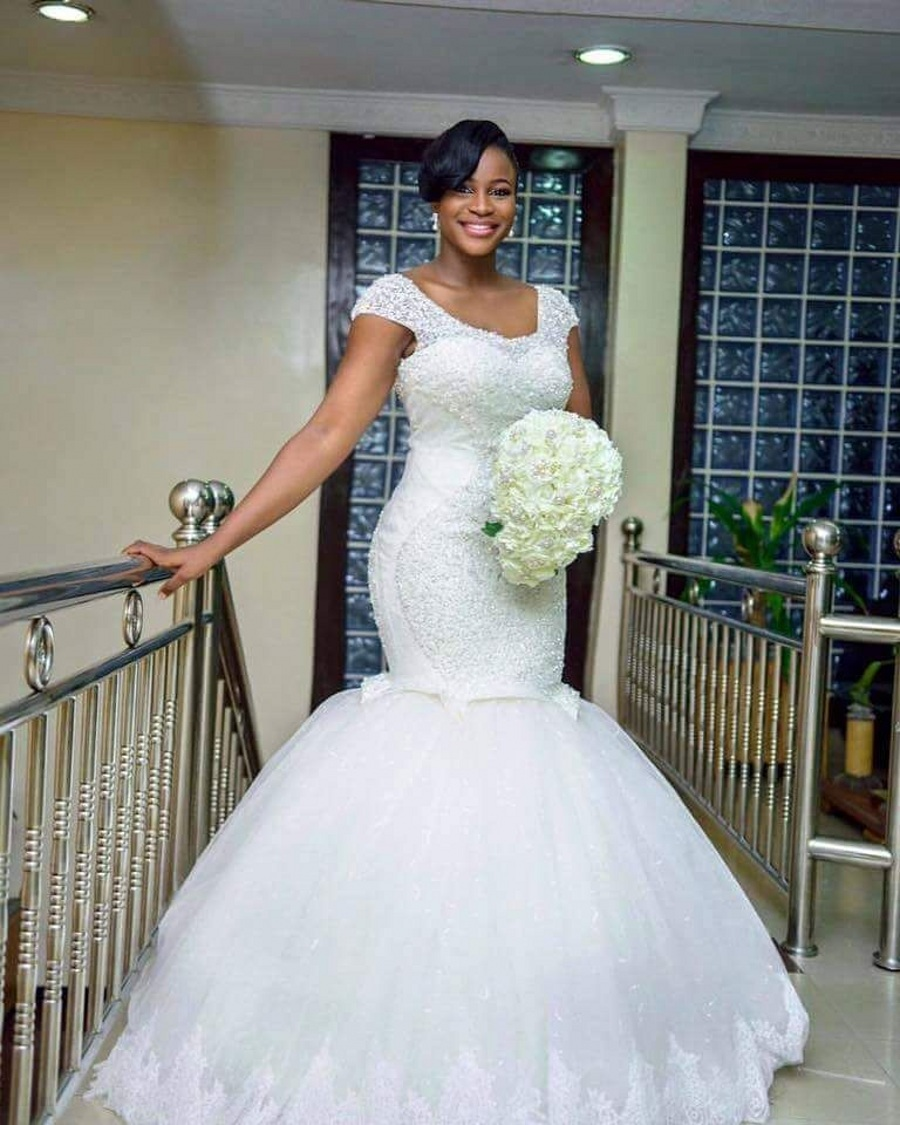 Popular wedding dresses for black women buy cheap wedding for Wedding dresses for womens