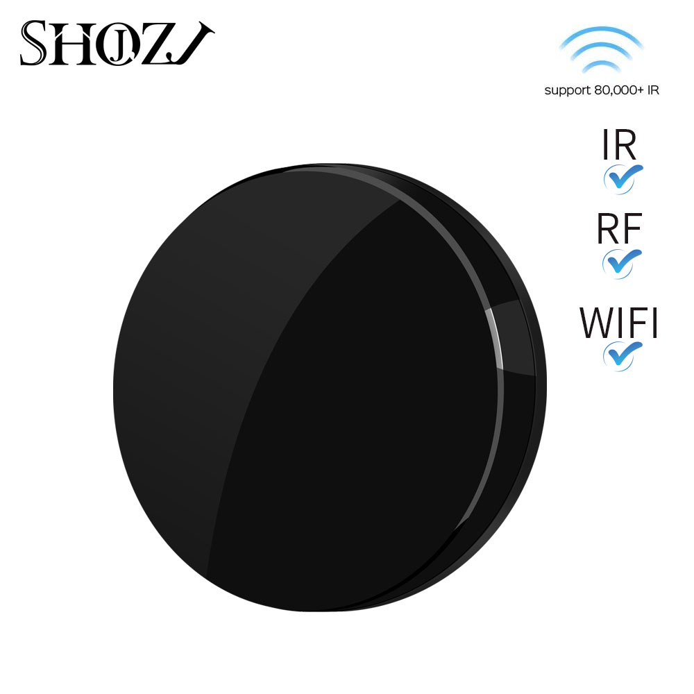 TUYA Smart Home APP Remote Control WiFi IR RF Switch Universal Intelligent TV For Xiaomi Phone Iphone Alexa Google Home
