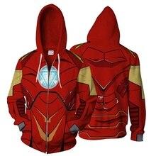 hot deal buy 2018 men women new fashion autumn winter sportswear tracksuit 3d hoodies sweatshirts superhero capitan america iron man hoodies