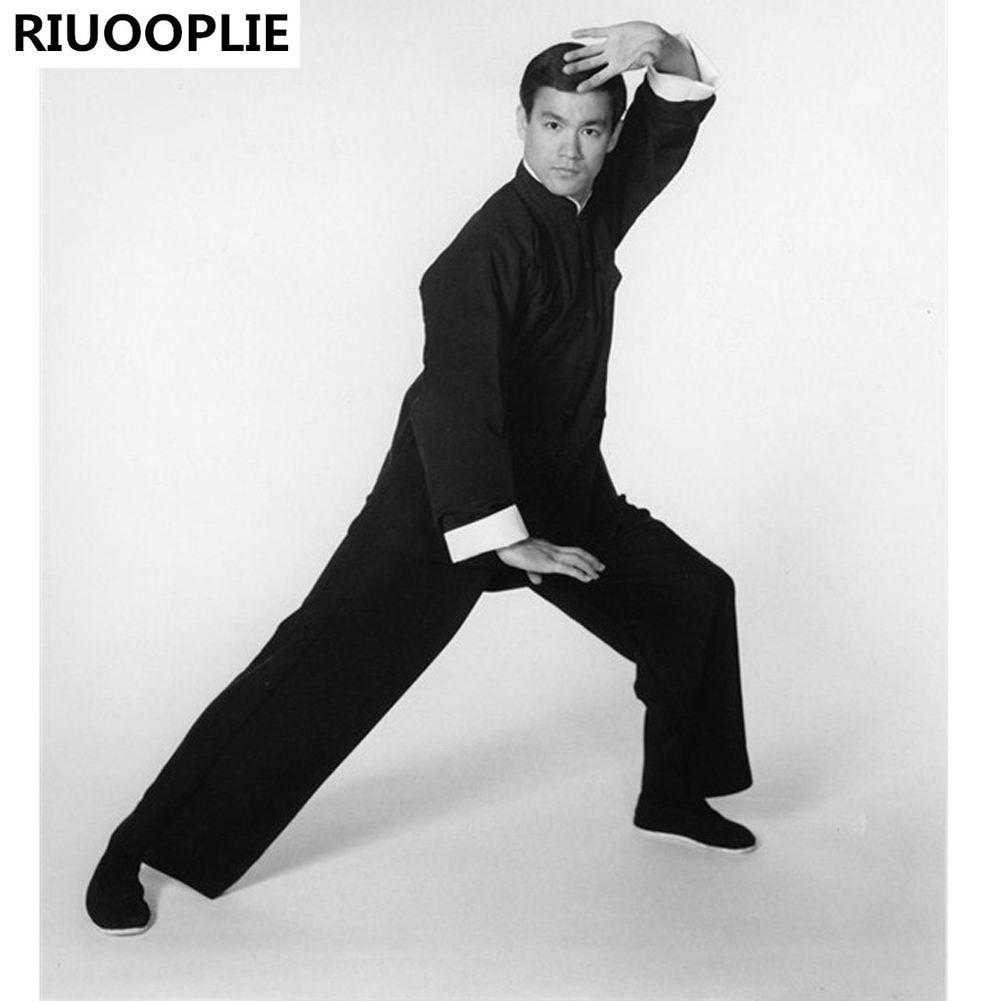 RIUOOPLIE långärmad dubbelsidig traditionell kinesisk kläder Tang - Nationella kläder - Foto 5