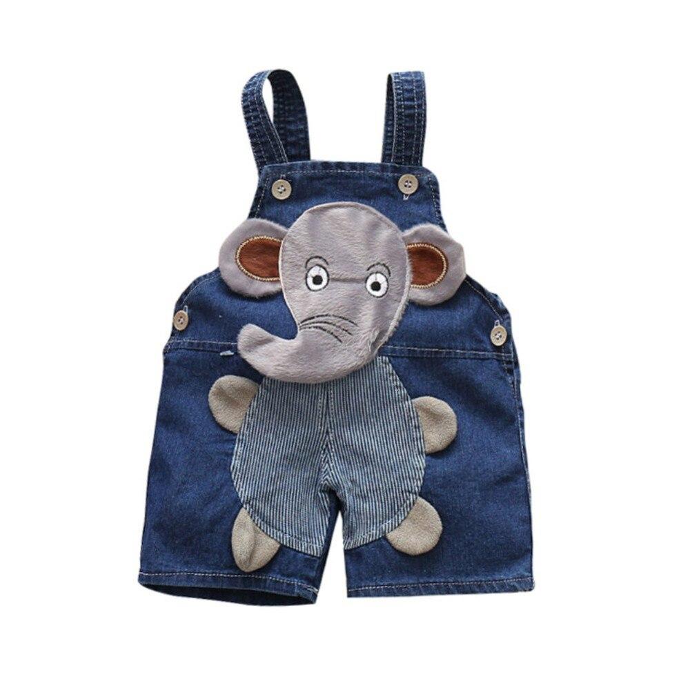 Одежда для маленьких девочек с героями мультфильмов короткие комбинезоны Для детей, на л ...