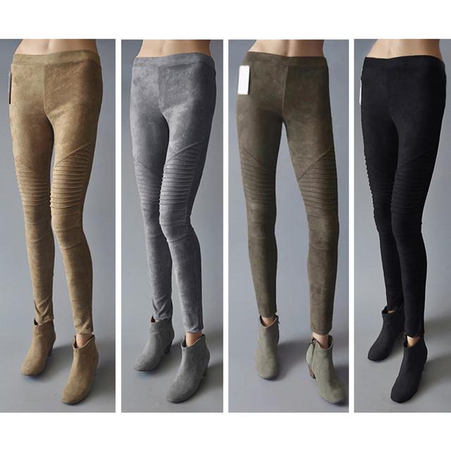 Slim Women Pencil Pants Plus Size