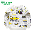Newborn T shirt First Birthday Shirt Long Sleeved Baby T-shirts Baby Clothing I Love Mom And Dad T shirt Kids 2016 Sport T shirt