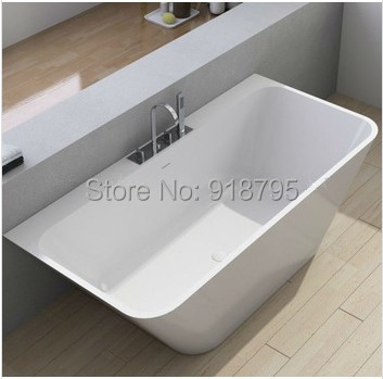 1800x850x550mm solid surface stone cupc approval bathtub. Black Bedroom Furniture Sets. Home Design Ideas