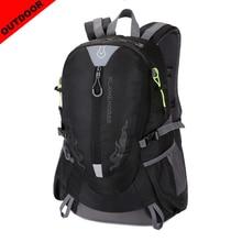 Outdoor Men Travel Bag Nylon Waterproof Mountaineering Backpack Large Capacity Woman Bag Casual Trekking  Travel Male Backpacks