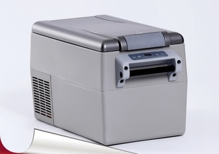 Kühlschrank Für Auto Mit Kompressor : Digitale thermostat 32l auto kühlschrank kompressor kälte lb grün
