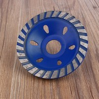 4 Inch 100mm Diamond Grinding Concrete Cup Wheel Disc Concrete Masonry Stone Tool High Quality
