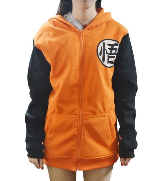 Dragon Ball Z Zipper Hoodie