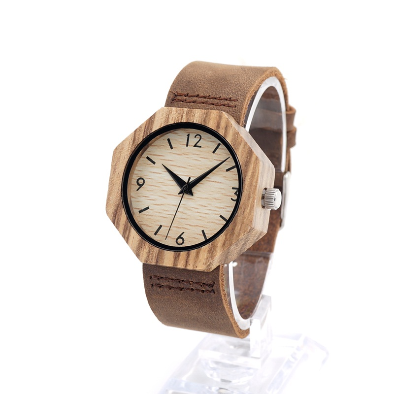 2017 BOBO BIRD Top Brand Zebra Wood Women Watch Quartz Wooden Wristwatches Wooden Wrist Watches relogio feminino C-D03 bobo bird brand new wood sunglasses with wood box polarized for men and women beech wooden sun glasses cool oculos 2017
