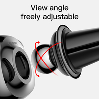 Baseus Magnetic Car Phone Holder For iPhone Samusung 360 Rotation Air Vent Mount Mobile Phone Holder Stand for Car Holder 4
